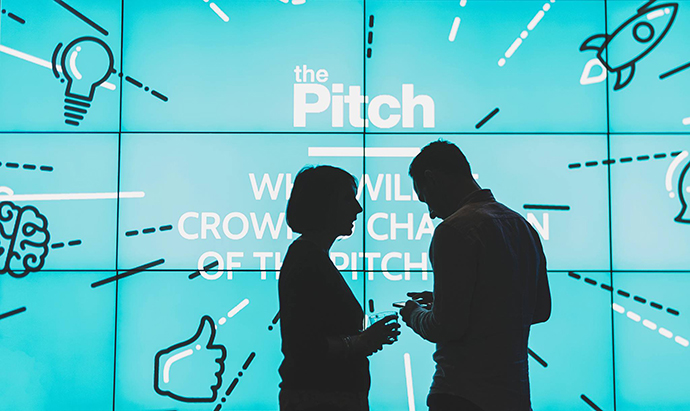 The pitch 2016