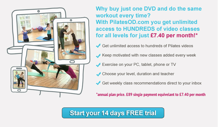 free pilates classes online