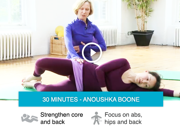 back exercises at home for back pain