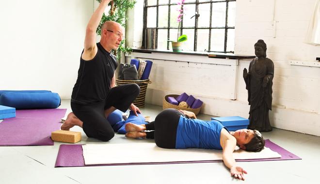 Yin Yoga classes online