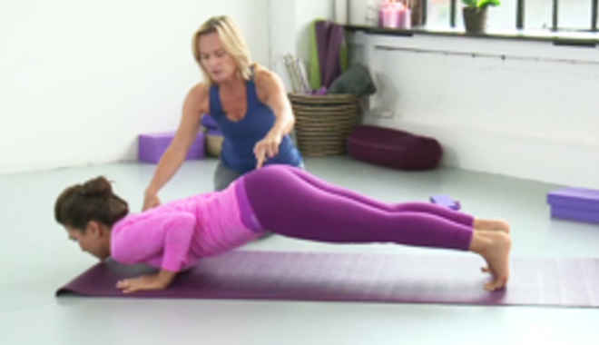 Chaturanga with Sophie Coats