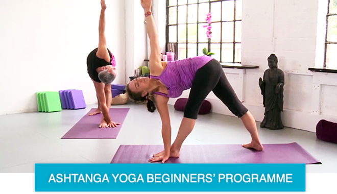 Ashtnga Yoga classes online