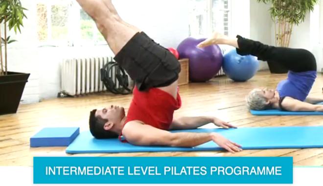 Online Pilates Programmes