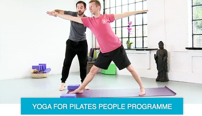 Online yoga Programmes