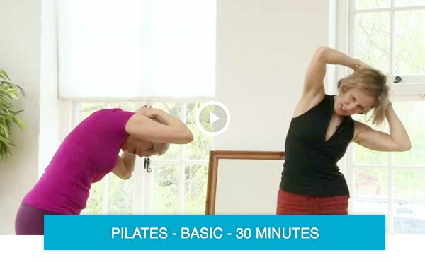 Online pilates class 058