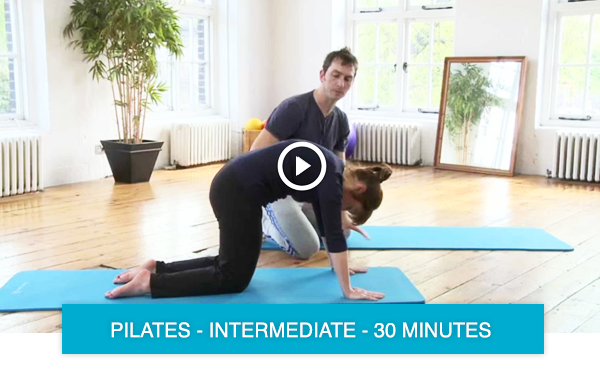 Pilates for Osteoporosis