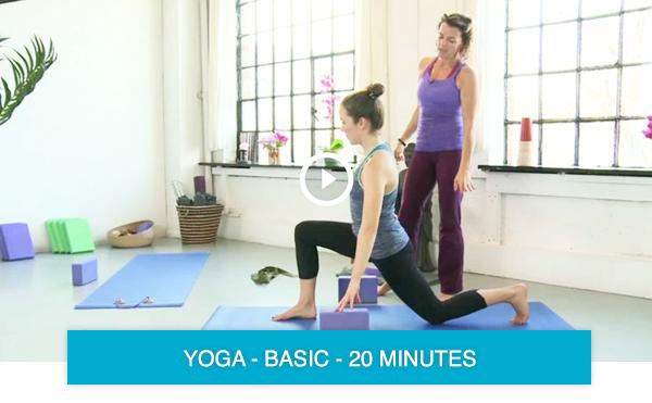 Online yoga class 1182