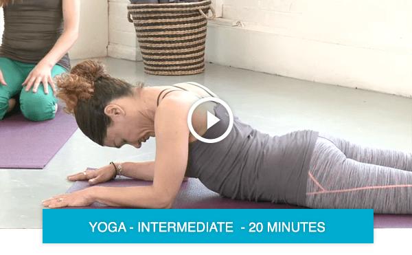 Vinyasa Yoga classes online