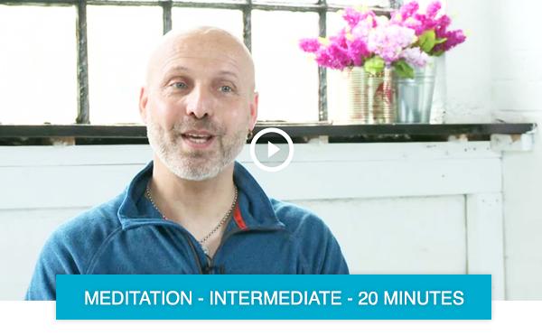 Online meditation class 1221