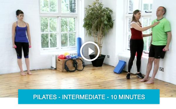 Pilates to improve Posture