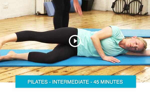 Pilates for breathing