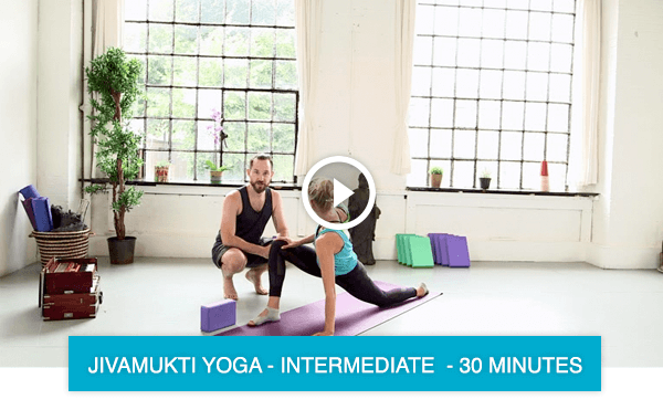Jivamukti Yoga classes online