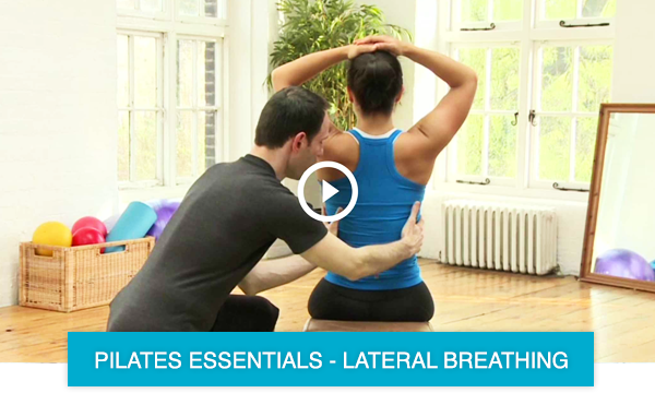 lateral breathing