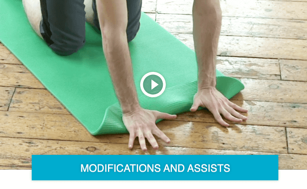 Pilates modifications