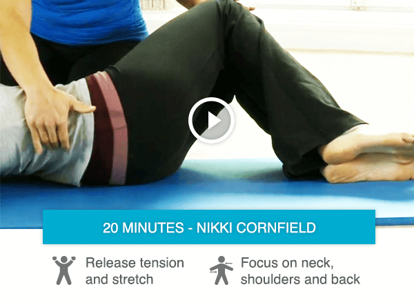 stretching exercises for back pain